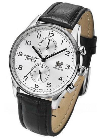 продажа TL0329BMW(WH) Romanson Мужские часы, , купить в интернет магазине E96.ru (Омск) - заказ по Москве