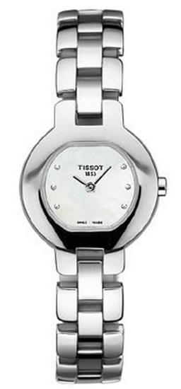 Сравнить. Наручные женские часы TISSOT